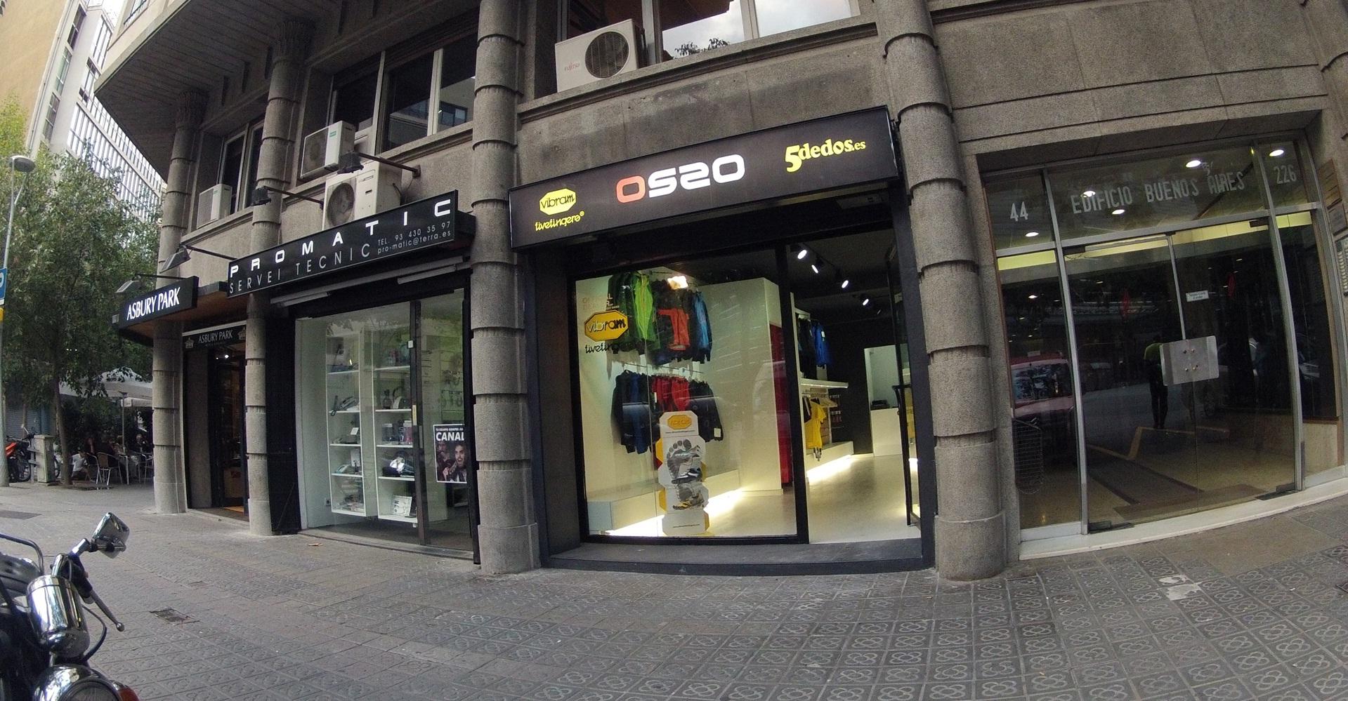 OS2O BCN: Ropa de montaña y outdoor en Barcelona! – O Blog