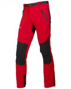 Pantalones cortavientos, elásticos, transpirables y repelentes al agua