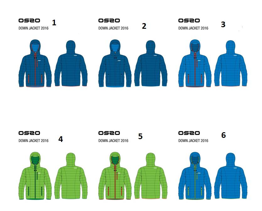 OS2O Down Jacket