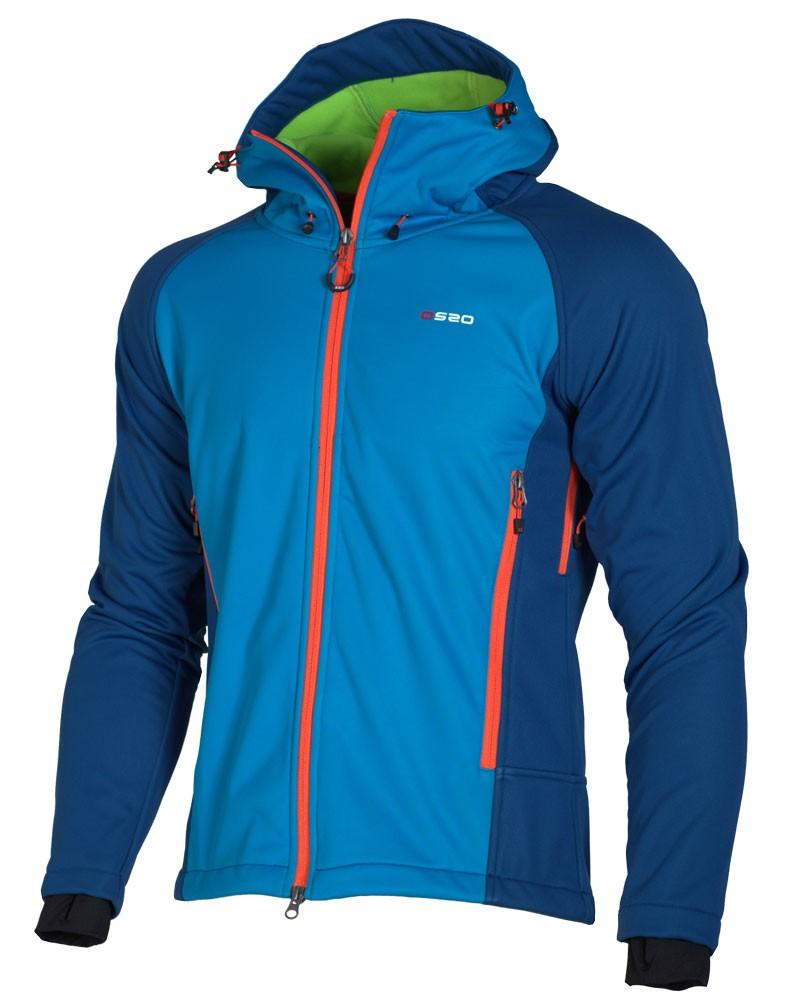 Chaqueta para alpinismo y esqui
