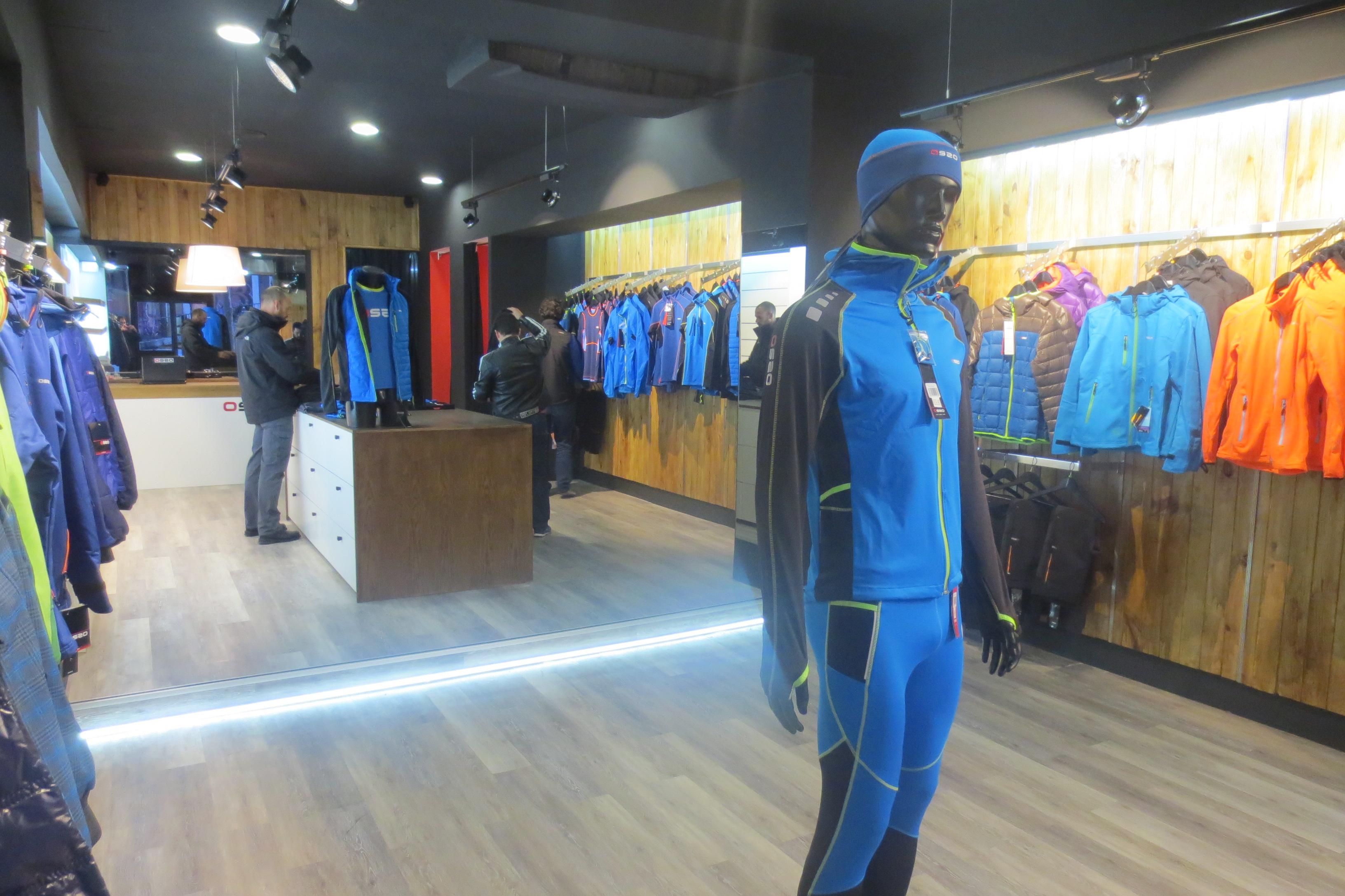 Os2o madrid una tienda de ropa de monta a desde dentro o blog - Tienda de cortinas madrid ...