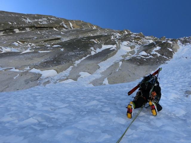 Esqui alpinismo