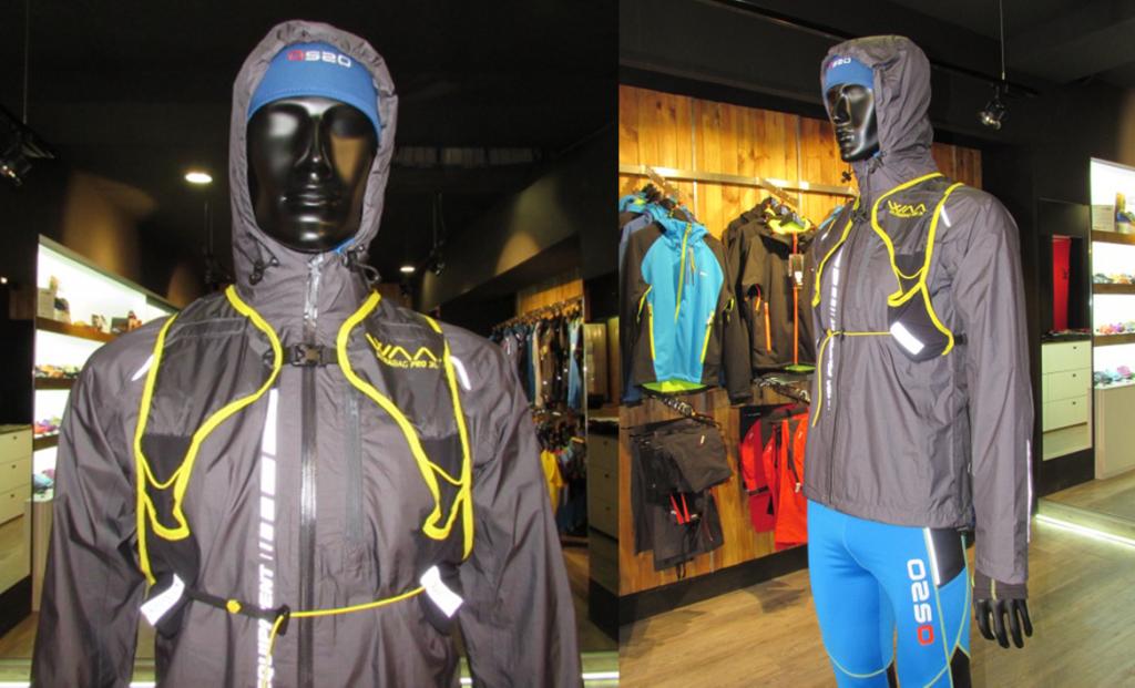 ultra rain jacket WAA de venta en OS2O