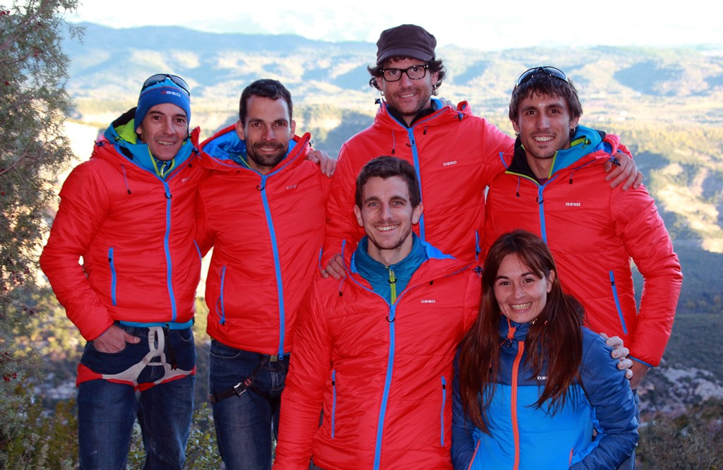 Os2o Alpine Team 2015-2016