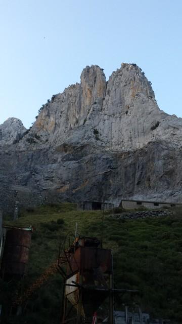 Eguzkiagirre-Labargorri….y la cantera…