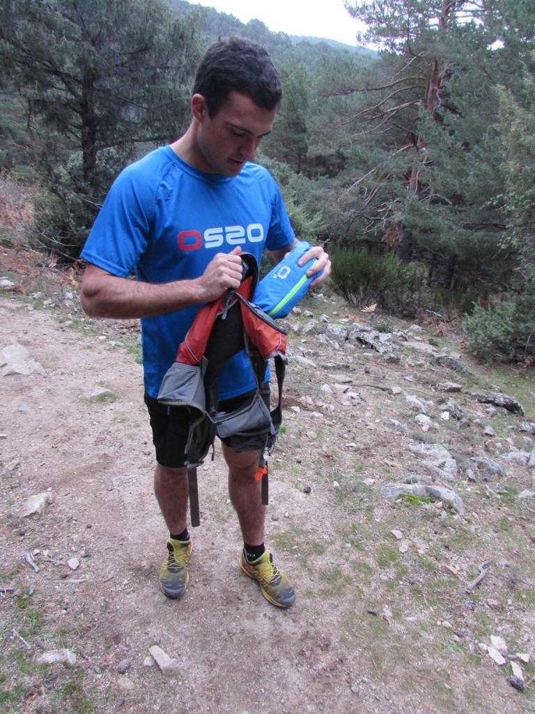 O2 Waterproof Trail, altamente compresible