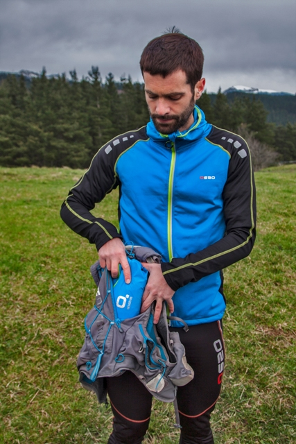 O2 Waterproof Trail Jacket. Review