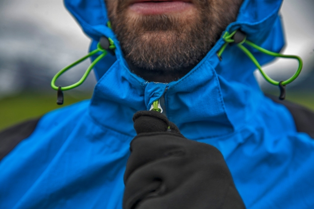 O2 Waterproof Trail Jacket