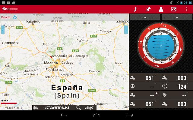 Apps Rutas