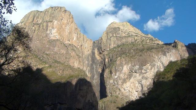 Piedra Volada, un gran bigwall