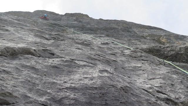 Roca de ensueño y largos de navegar