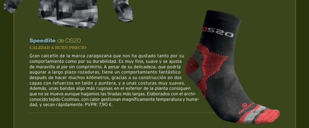 Calcetines de trail running Speedlite