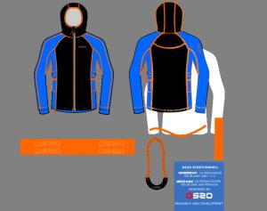 Chaqueta de softshell de altas prestaciones OS2O Evolution Jacket