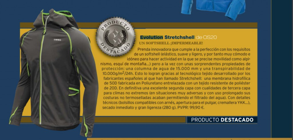 Evolution StretchShell Jacket