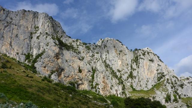 Ranero. Escalada en roca.