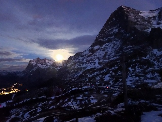Norte del Eiger