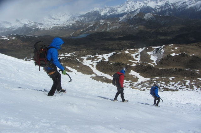 Alpinismo.