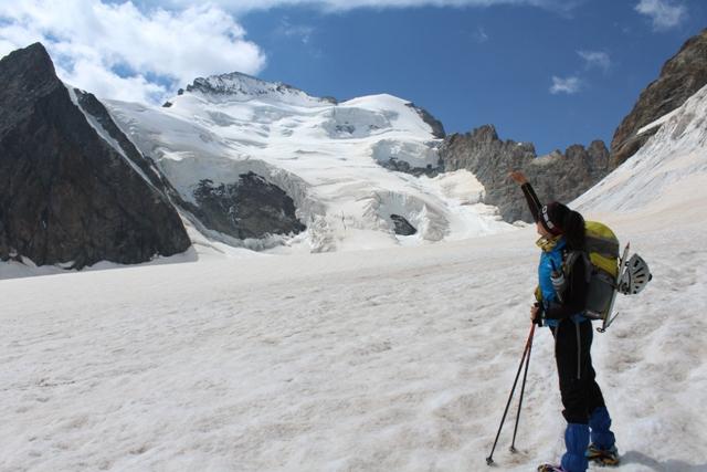 Ailefroide, Ecrins, un destino de verano ideal para escalada y alpinismo