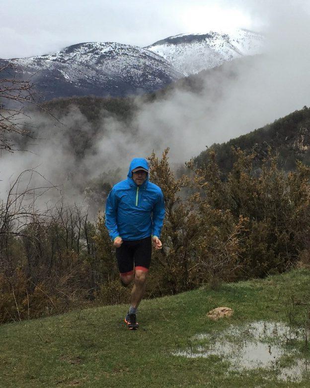 Chaqueta muy ligera de trail running